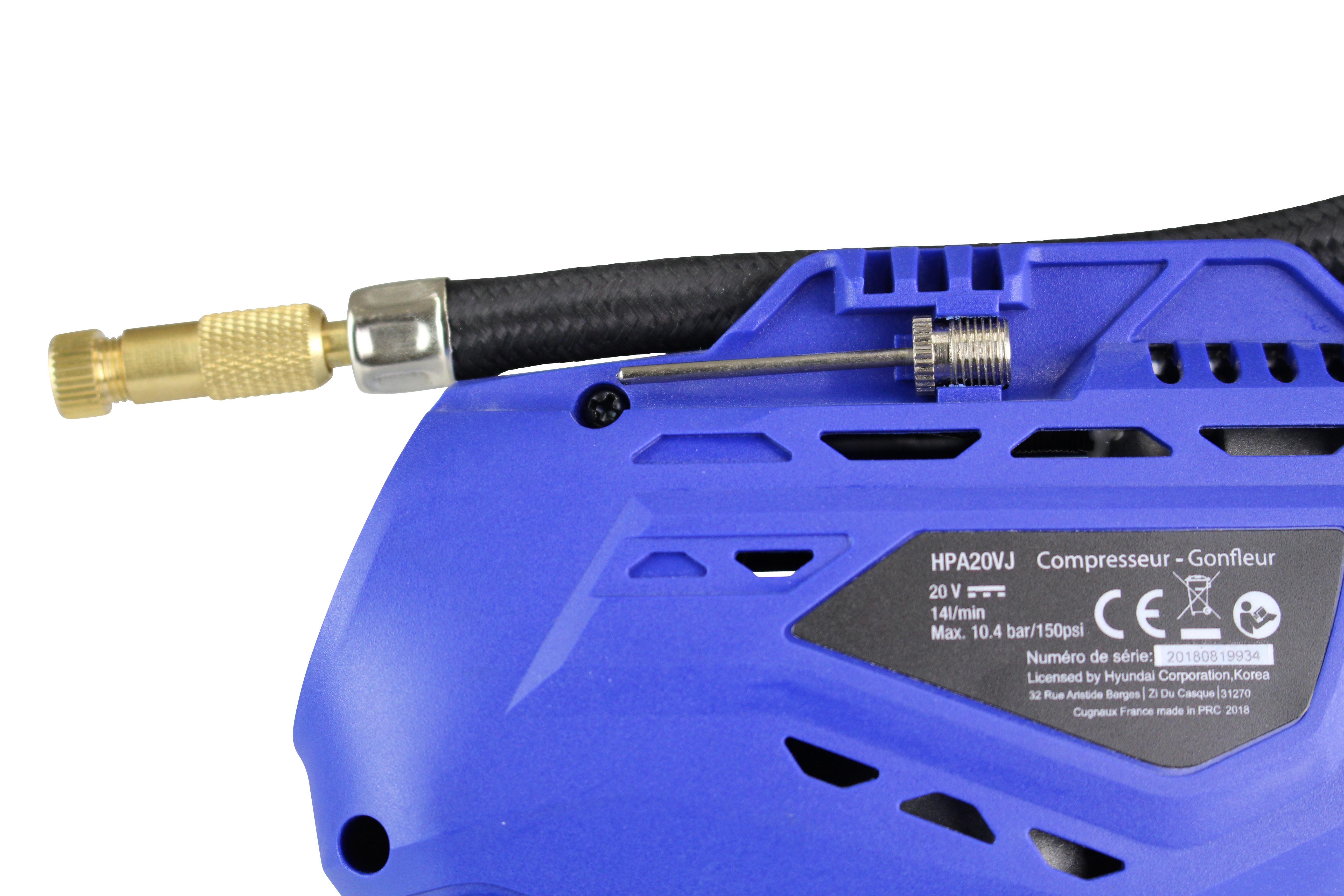 Compresseur 104 Bar 14 Lmin Hpa20vj Swap Europecom