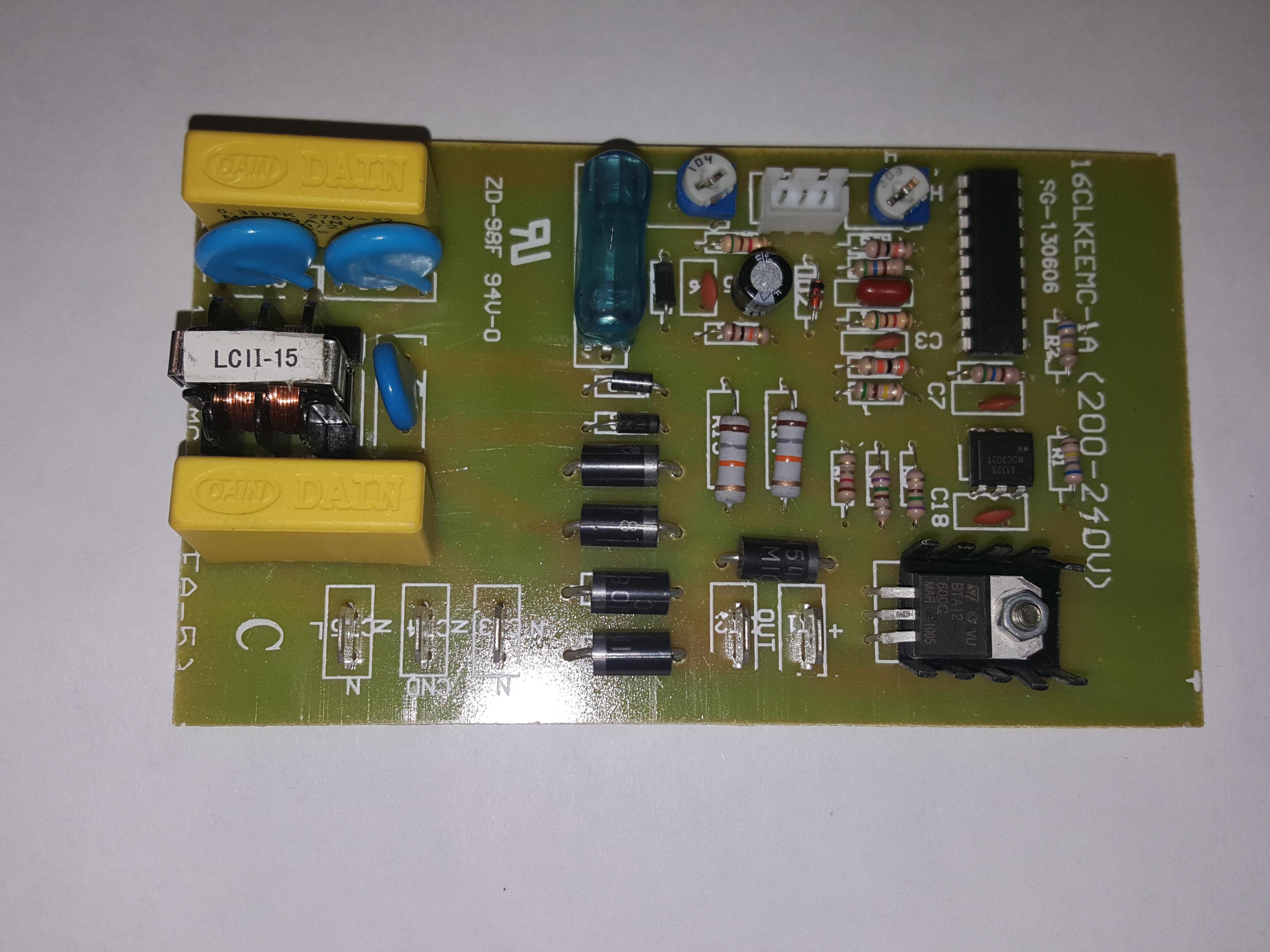 CARTE ELECTRONIQUE 13071601 - Spare part SWAP-europe.com