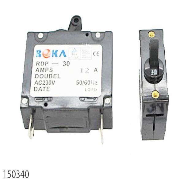 DISJONCTEUR 12 AMP 150340 - Spare part SWAP-europe.com