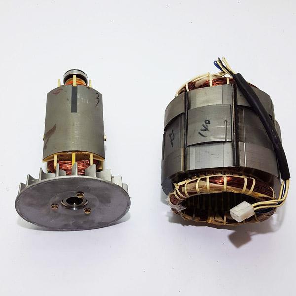 Rotor + Stator