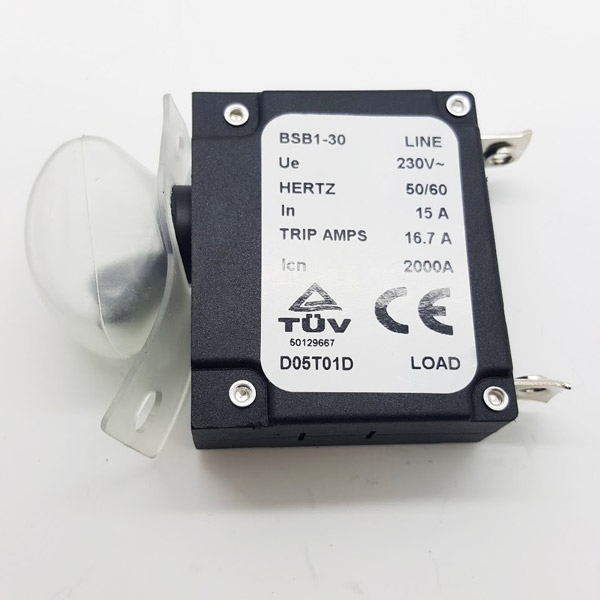 Disjoncteur thermique 17150028 - Pièce détachée SWAP-europe.com