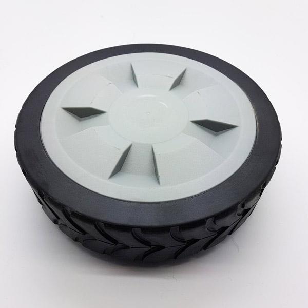 roue arriere gauche  tractée