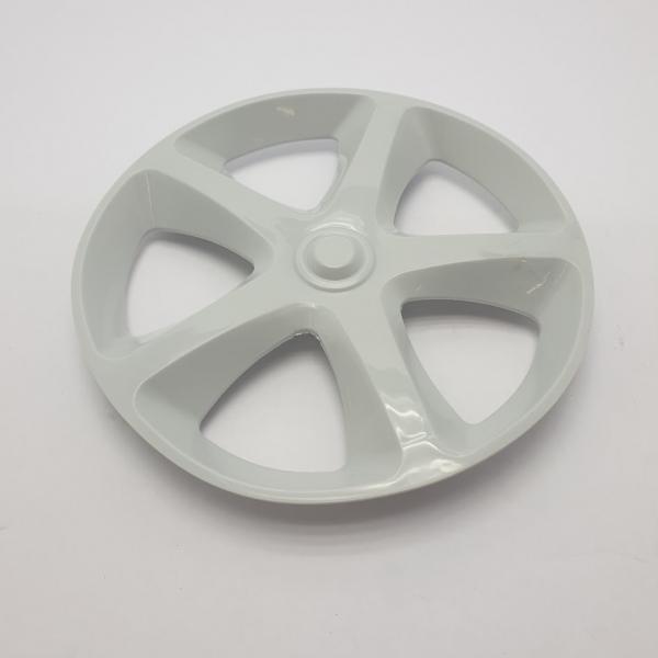 Back wheel hubcap