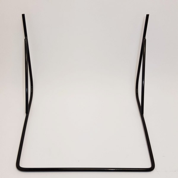 Grass colector frame