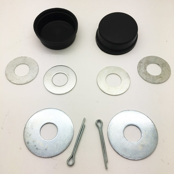 Front wheel binding kit 18002006 - Spare part SWAP-europe.com