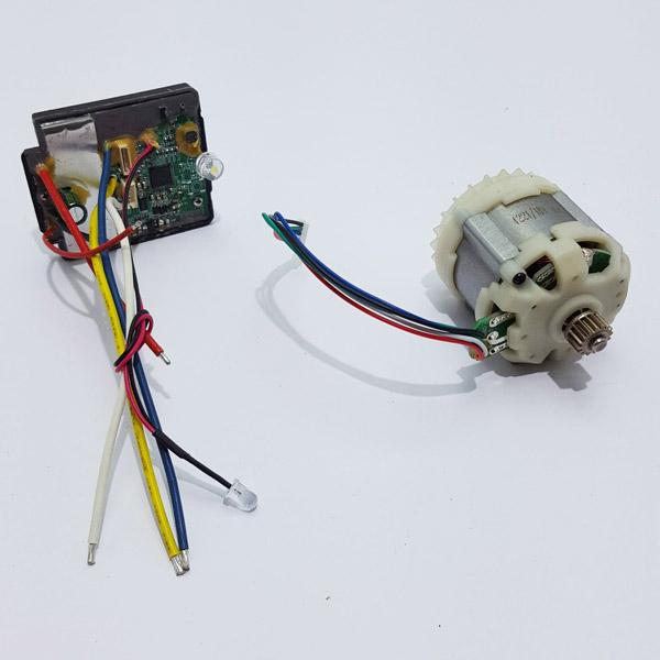 Kit Moteur + Electronique
