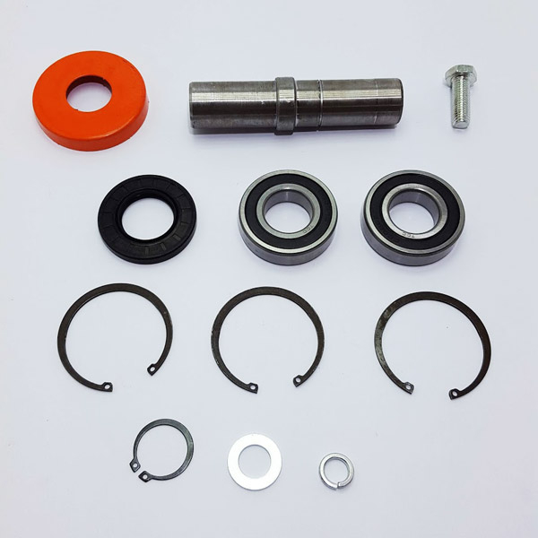 Bearing mixer kit