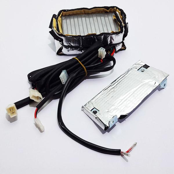 Electrical start module