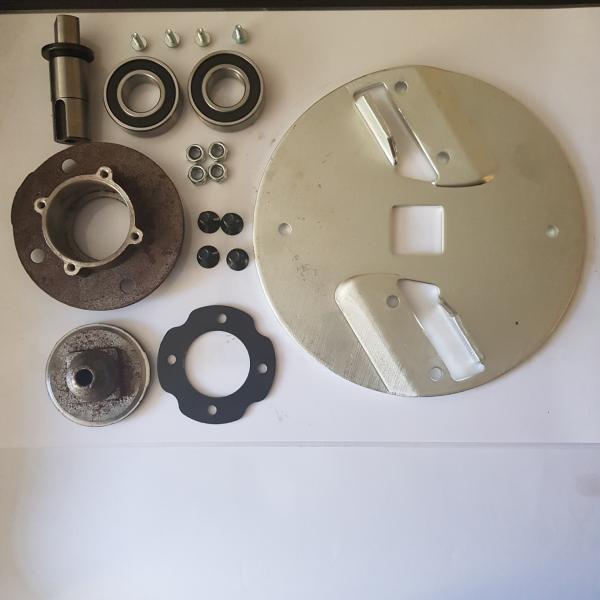 Blade holder disc