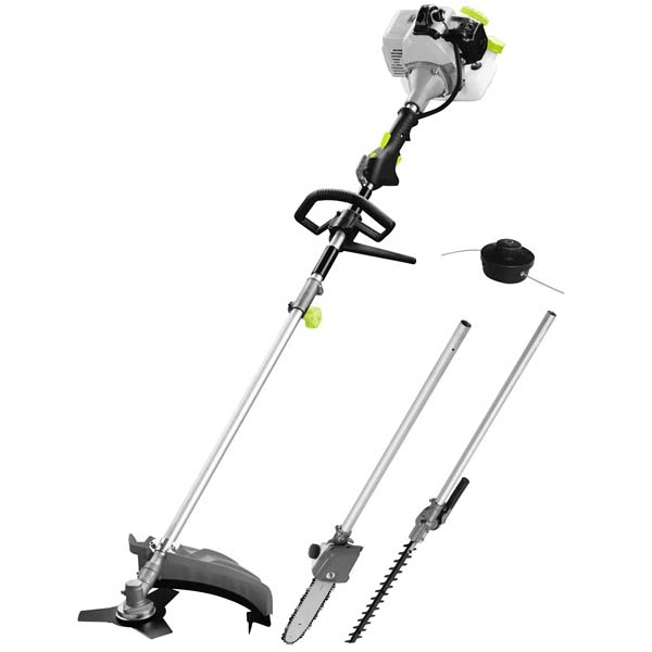 GRASS TRIMMER & BRUSH CUTTER & HEDGE TRIMMER & CHAINSAW 33CC 882999 - SWAP-europe.com