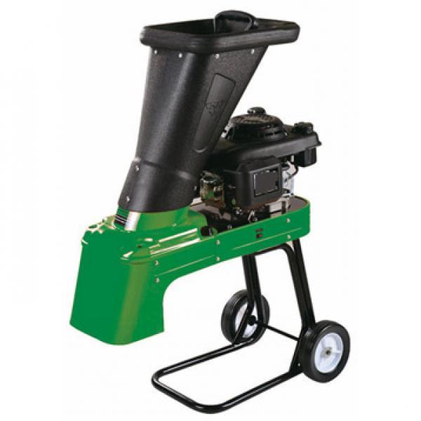 Petrol plant shredder 5 cm - 4-stroke engine BVT50 - SWAP-europe.com