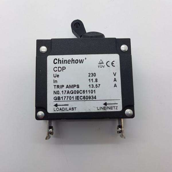 Disjoncteur thermique 17205029 - Pièce détachée SWAP-europe.com