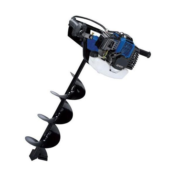 Petrol earth auger 52 cm³ 150 mm - 2-stroke motor - Automatic shut-off system EB1650 - SWAP-europe.com