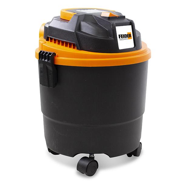 Aspirateur eau et poussière  1200 W 15 L FHAEP120015L - SWAP-europe.com