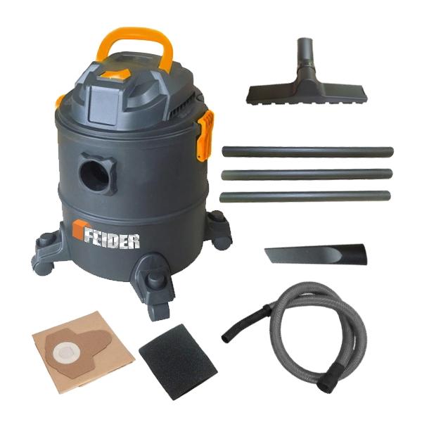 Aspirateur eau et poussière  1250 W 20 L FHAEP121520L - SWAP-europe.com