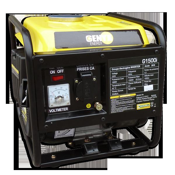 Petrol Inverter generator 1300 W 1100 W G1500I - SWAP-europe.com