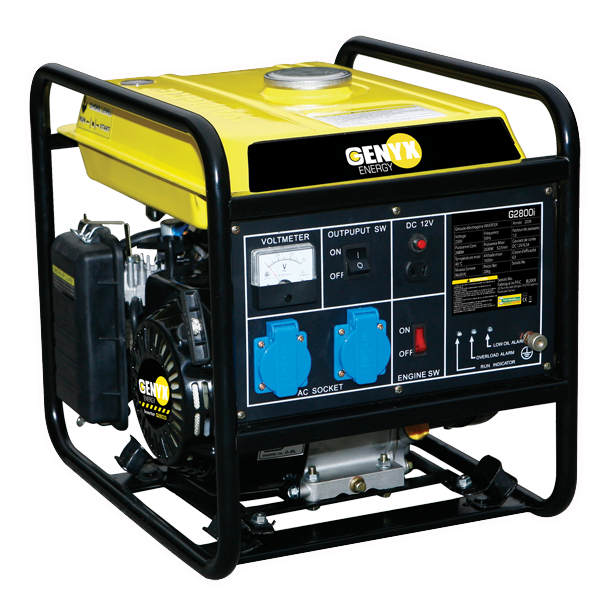 Groupe électrogène essence Inverter 2600 W 2400 W G2800I - SWAP-europe.com