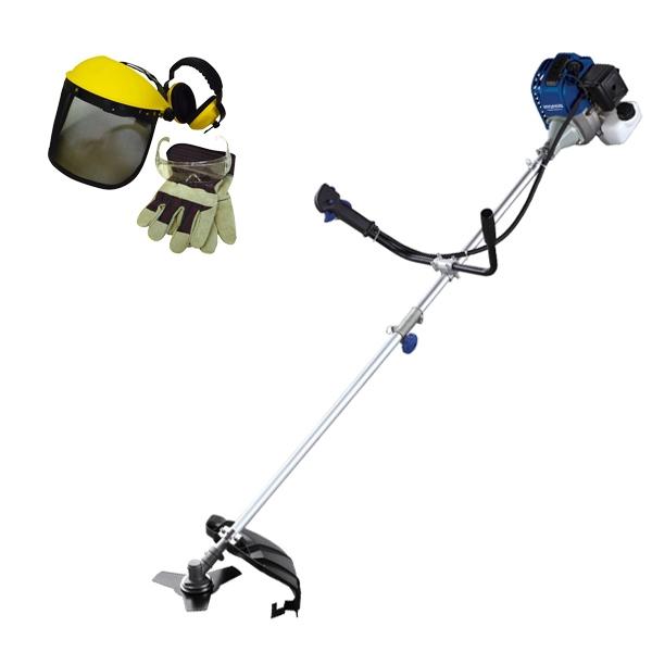Petrol brushcutter 50 cm³ - Harness HDT50-AC - SWAP-europe.com