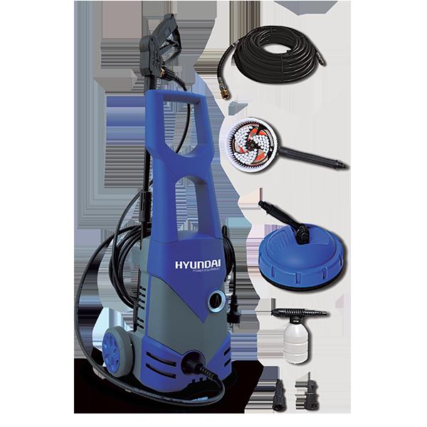 Electric Pressure Washer 1900 W 150 bar 420 L/h HNHP1950-A - SWAP-europe.com