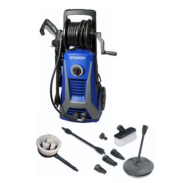 Electric Pressure Washer 2200 W 165 bar 480 L/h HNHP2200-165ACCR - SWAP-europe.com