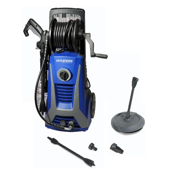 Electric Pressure Washer 2200 W 165 bar 480 L/h HNHP2200-165T - SWAP-europe.com