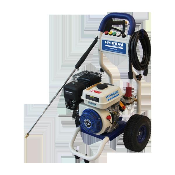 Petrol Pressure Washer 7 hp 528 L/h HNHPT165SP - SWAP-europe.com