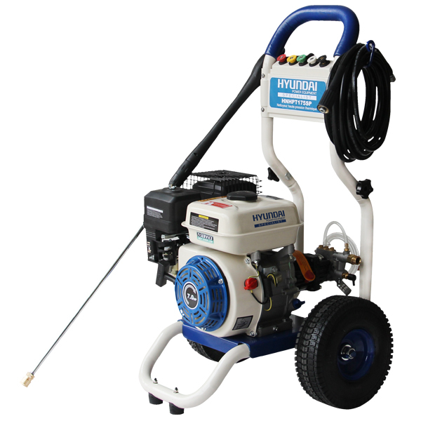 Petrol Pressure Washer 7 hp 172 bar 528 L/h HNHPT175SP - SWAP-europe.com