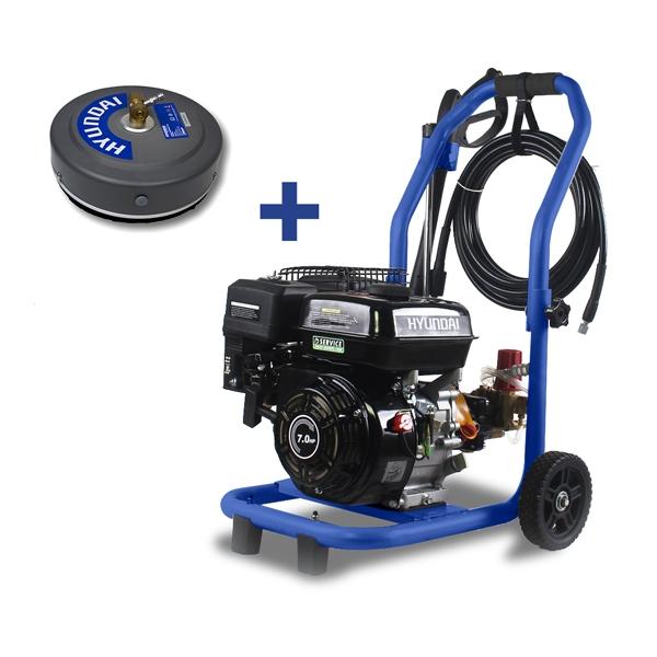 Petrol Pressure Washer 7 hp 545 L/h HNHPT210-AC-1 - SWAP-europe.com