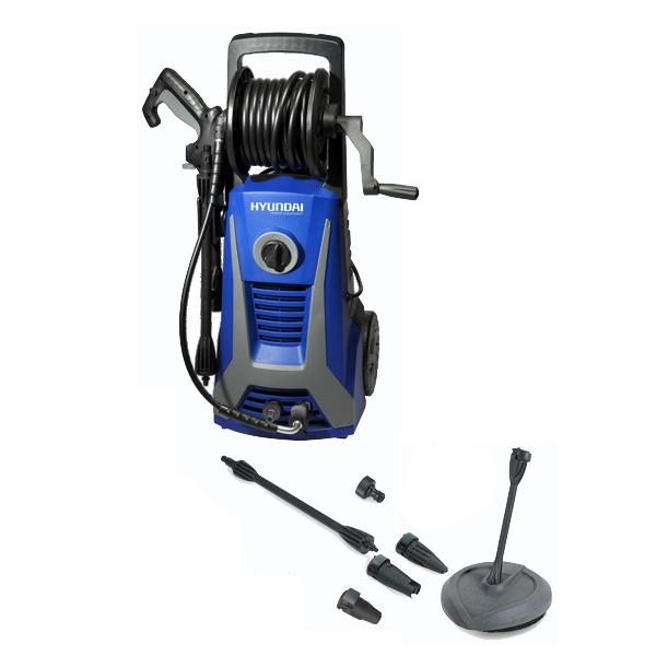 Electric Pressure Washer 2100 W 160 bar 420 L/h NHP2160 - SWAP-europe.com