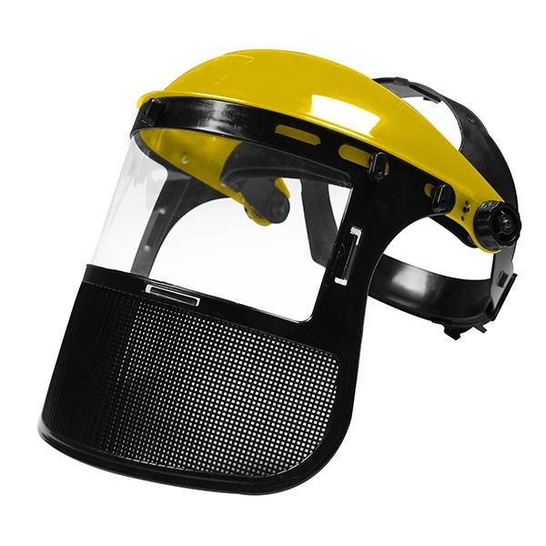 Professional visor with bi-material lift screen 20115023 - Spare part SWAP-europe.com