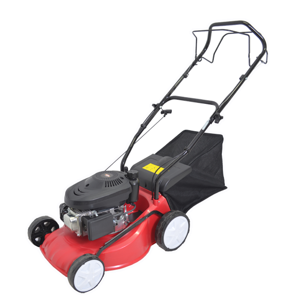 Petrol lawn mower 99 cm³ 40.2 cm - self-propelled  RAC4000T-A - SWAP-europe.com