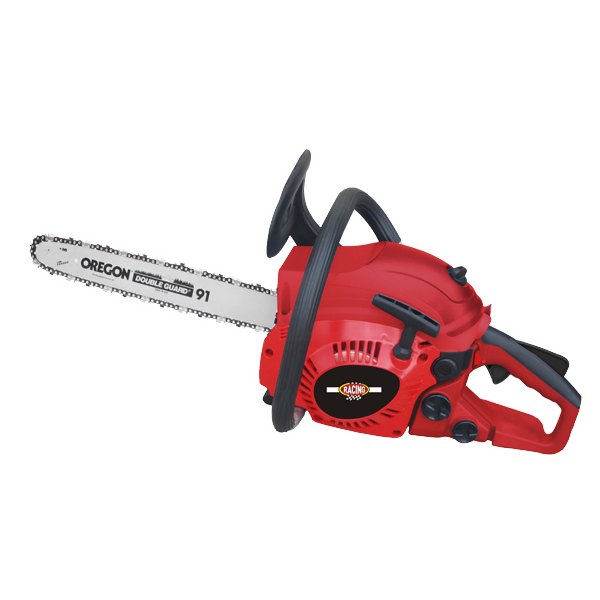 Petrol chainsaw 41 cm³ 40 cm - Guide and chain Oregon RAC40PCS - SWAP-europe.com