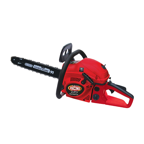 Petrol chainsaw 46 cm³ - Guide and chain Oregon RACTRT46 - SWAP-europe.com