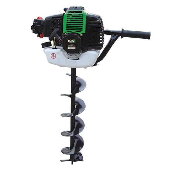 Petrol earth auger 49 cm³ - 2-stroke motor TT4915 - SWAP-europe.com