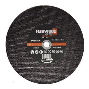 lot de 5 disques matériaux 355 x 3 x 25.4 mm  01121017 Części zamienne SWAP-europe.com