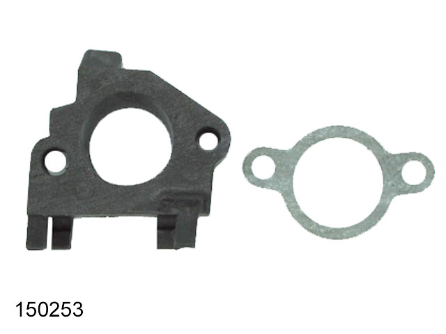 connectiong block carburator  and gasket 150253 Spare part SWAP-europe.com