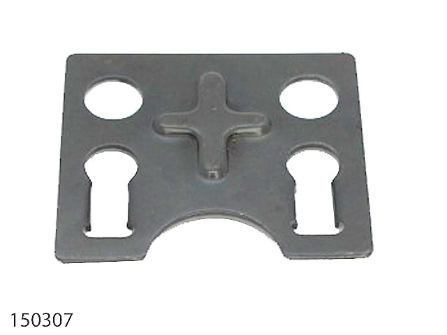 PLAQUETTE GUIDE TIGE CULBUTEUR 150307 Spare part SWAP-europe.com