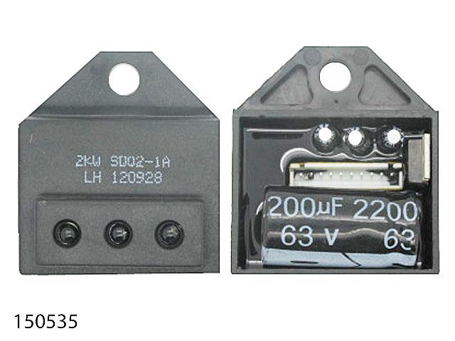 MODULE ALLUMAGE LED 150535 Spare part SWAP-europe.com