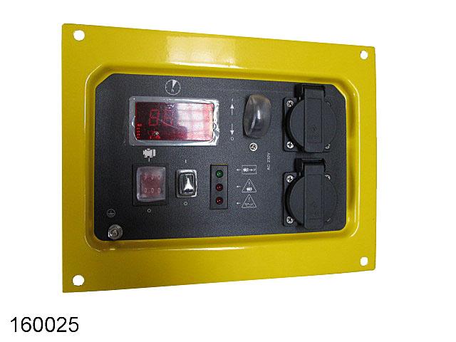control panel 160025 Spare part SWAP-europe.com