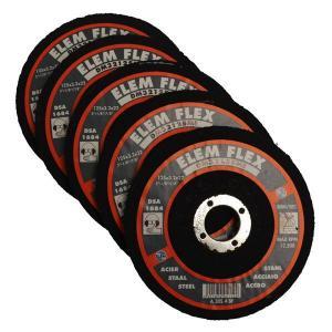 Lot de 5 disques ACIER 16021054 Pièce détachée SWAP-europe.com