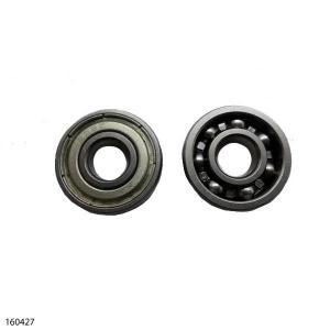 ROULEMENT 609Z Diamètre intérieur: 9 mm • Diamètre extérieur: 24 mm • Epaisseur: 7 mm 160427 Pièce détachée SWAP-europe.com