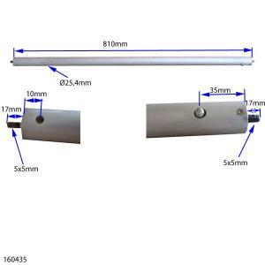 TUBE TRANSMISSION DEBROUSSAILLEUSE 160435 Spare part SWAP-europe.com