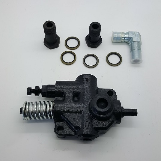 Hydraulic distributor 16231028 Spare part SWAP-europe.com