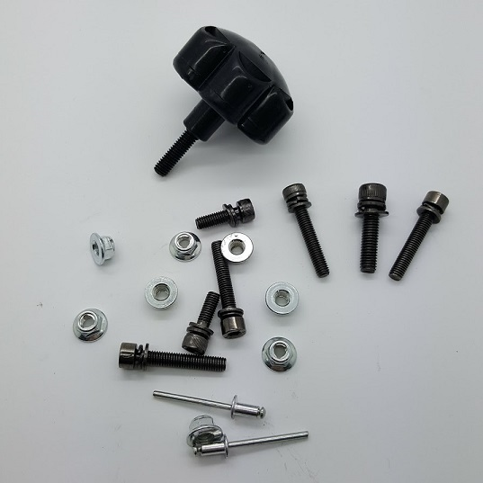Accessories and bolts kit 16315084 Spare part SWAP-europe.com