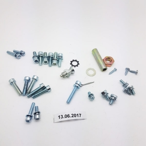 Accessories and bolts kit 16322006 Spare part SWAP-europe.com