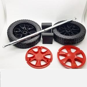 Wheels set 17209007 Spare part SWAP-europe.com