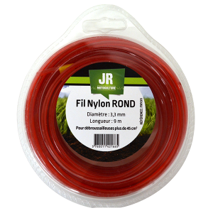 Fil Nylon Rond ​3.3mm x 9m 17263102 Spare part SWAP-europe.com
