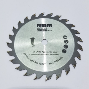 Disc TCT wood 18260028 Spare part SWAP-europe.com