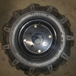 R/H Hoe wheel 18345000 Spare part SWAP-europe.com