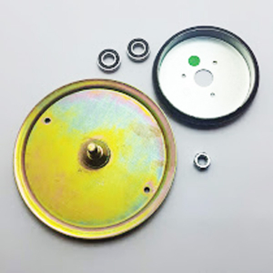 Secondary pulley kit 19197021 Spare part SWAP-europe.com